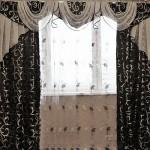 """Комплект штор """"Диана"""" 3х метровый"""