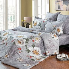 Комплект постельного белья из сатина СайлиД  В-112 полутораспальное