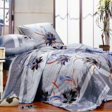 Комплект постельного белья из поплина 1.5 спальный  СайлиД  А-108(1)
