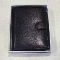 Бумажник мужской из натуральной кожи CANEVO-954