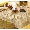 Льняные скатерти, скатерти изо льна с вышивкой лентами в интернет-магазине