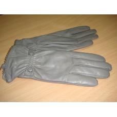 Перчатки женские из натуральной кожи с подкладкой из шерсти Comfort LD12032 Италия