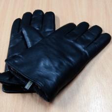 Перчатки мужские из натуральной кожи Ploneer H5879 зимние