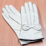 Перчатки кожаные Comfort LD-12027