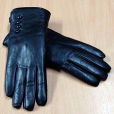 Перчатки женские зимние кожаные ROYAL U5679 на натуральном меху