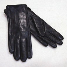 Перчатки женские из натуральной кожи  FARELLA 574 цвет черный