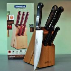 Набор кухонных ножей из нержавеющей стали TRAMONTINA 21199/983