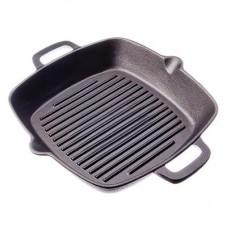 Сковорода-гриль VETTA 314  чугунная 24*24*4,5см