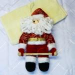 Полотенце-игрушка Дед Мороз