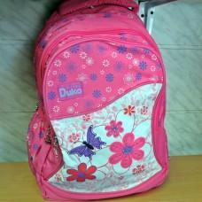 """Рюкзак школьный с ортопедической спинкой DUKO 456 """"Нежный"""" цвет розовый"""