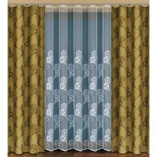 Комплект готовых штор для комнаты 203180 HAFT Польша