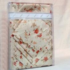 Скатерть тефлоновая с салфетками подарочная в коробке TAVOLO Н546 Турция 160*220см