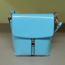 Клатч  женский из эко кожи BASEHE 361-32 цвет голубой